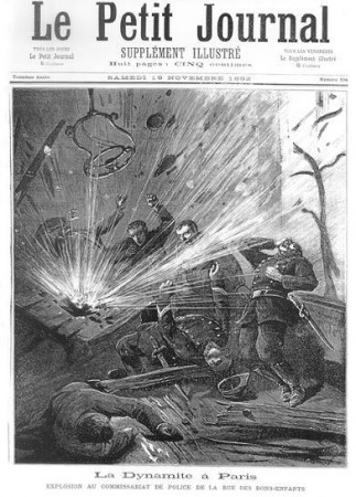 Le Petit Journal, livraison du 19 novembre 1892