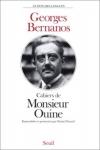 Les Cahiers de Monsieur Ouine