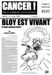 Hors-série de la revue Cancer ! consacré à Léon Bloy