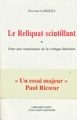 Olivier Larizza, Le Reliquat scintillant