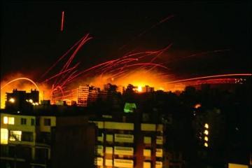 Guerre du Liban, photographie de David Rubinger