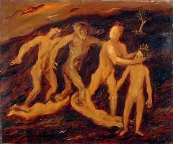 Scipione (Gino Bonichi), Apocalypse, 1930