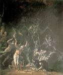 Salvator Rosa, Scène de sorcellerie, date inconnue