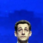 Nicolas Sarkozy, photographie : FNAIM. © AFP-Olivier Laban-Mattei