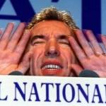 François Bayrou, photographie de Frédérick Florin