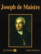 2005 - Dossier H Joseph de Maistre