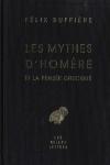 littérature,critique littéraire,antiquité,félix buffière,le symbolisme des mythes grecs,éditions les belles lettres,francis moury